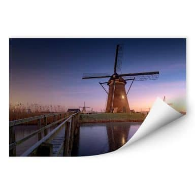 Wallprint Pablo - Kinderdijk 2
