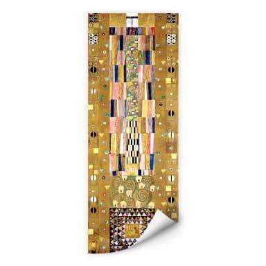 Wallprint W - Klimt - Werkvorlage für den Stocletfries