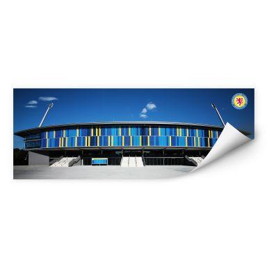 Wallprint W - Eintracht Braunschweig Stadion - Panorama