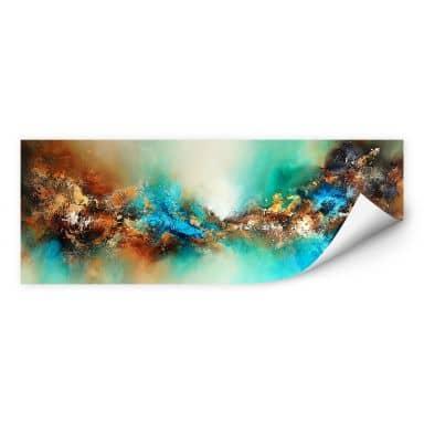 Wall print Fedrau - Blended