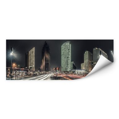Wallprint W - Potsdamer Platz - Panorama