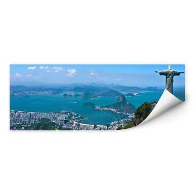 Muurprints Rio de Janeiro