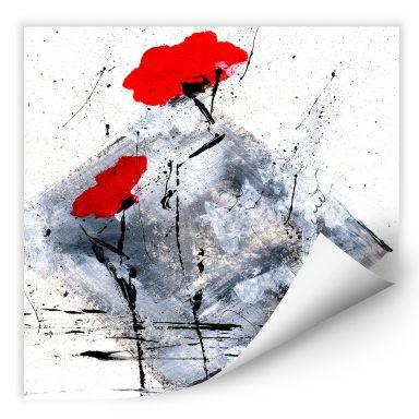 Wall print W - Niksic - Tango