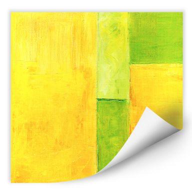 Wallprint W - Schüßler - Spring Composition III