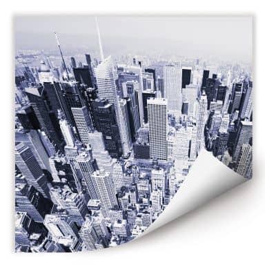Wallprint W - Manhattan Luftbild