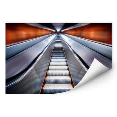 Wallprint Kay PK - Escalator