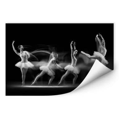 Wallprint Bunjamin - Ballett-Performance