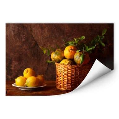 Wallprint Laercio - Farmers Lemons