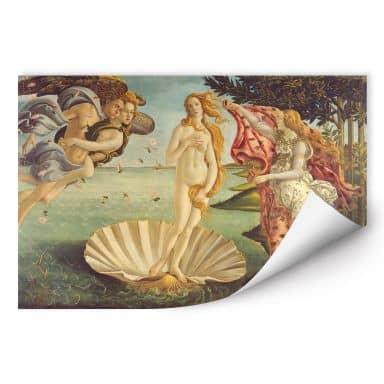 Wallprint W - Botticelli - Geburt der Venus
