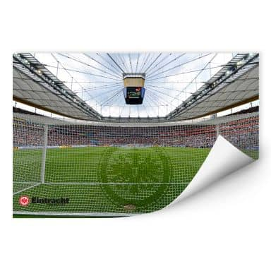 Wallprint W - Eintracht Frankfurt Arena Tornetz