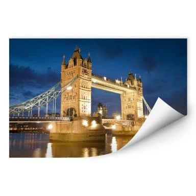 Wallprint W - Tower Bridge in London