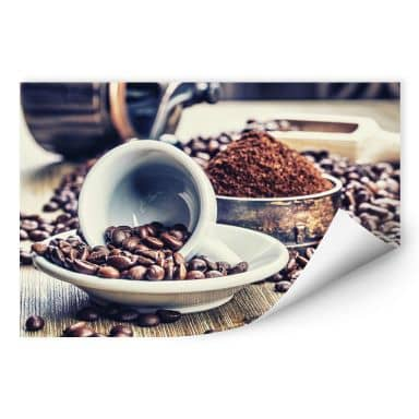 Wallprint W - Kaffeeträume