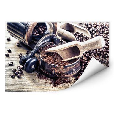 Wallprint W - Kaffeeduft