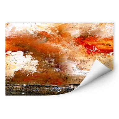 Wall print W - Niksic - Scream of the Wind