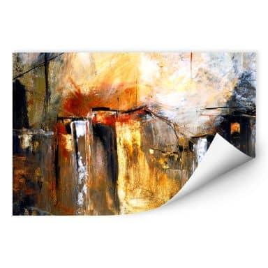 Wallprint W - Niksic - Licht und Landschaft