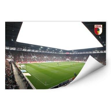 Wallprint W - FC Augsburg Stadion Innenansicht