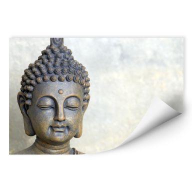Wallprint W - Buddha Gesicht