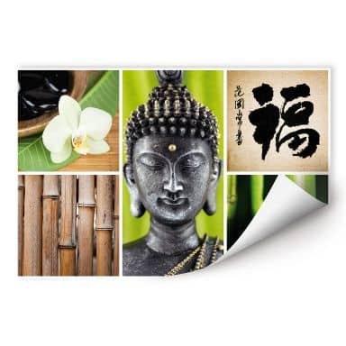 Wallprint W - Asian Spa