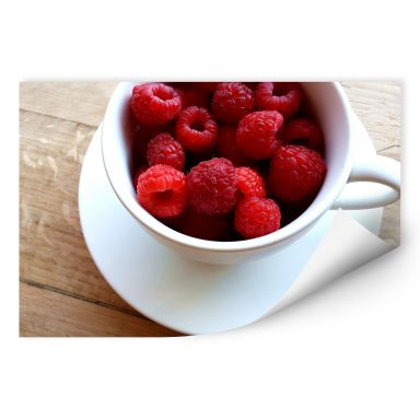 Wall print W - Raspberry Dessert