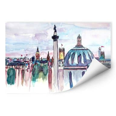Wallprint Bleichner - London Skyline