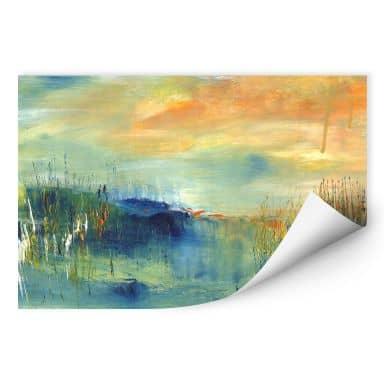 Zelfklevende Poster Niksic - Landscape 03