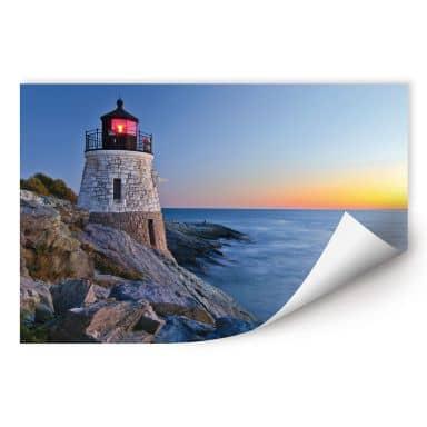 Wall print W - Ocean View