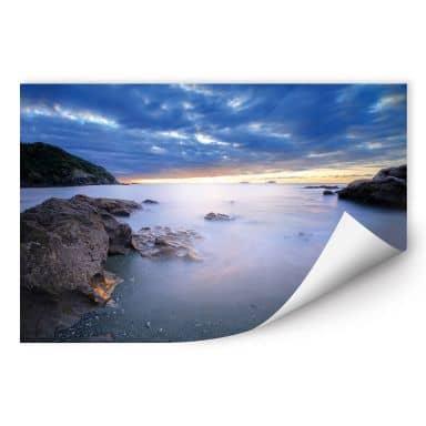 Wall print Bay