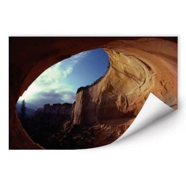 Wallprint W - NG Höhle