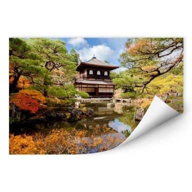 Wallprint W - Japanischer Tempel 2