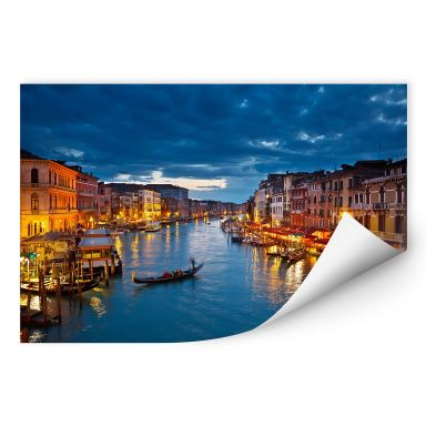 Wallprint W - Canal Grande in Venedig