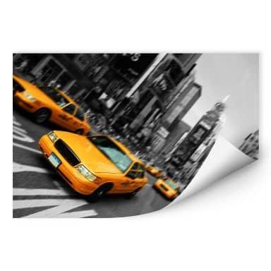 Wallprint W - New York Taxi