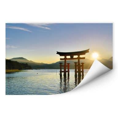 Wallprint W - Itsukushima Schrein