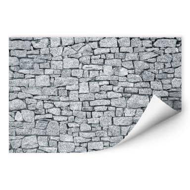 Wallprint W - Granitmauer