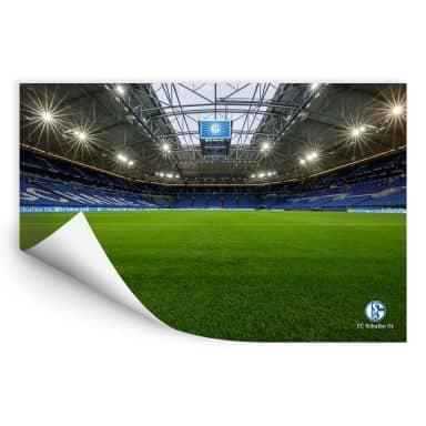 Wallprint - Schalke 04 - Arena 03 Innen