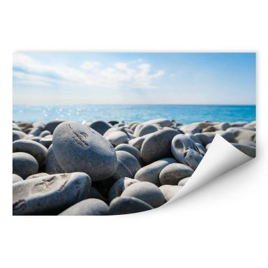 Wallprint - Steinstrand 01