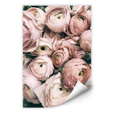 Wallprint - Bouquet Vintage