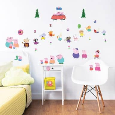 Kinderzimmer Wandtattoos Fur Madchen Wall Art De