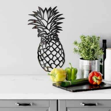Acrylglas decoratie Ananas