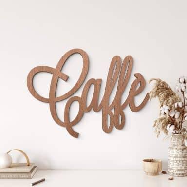 Holzdeko Mahagoni - Caffè