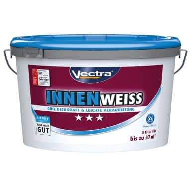 Wall Paint Vectra matte white
