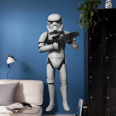 Sticker murale  Star Wars Stormtrooper
