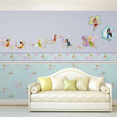 Sticker mural - Set contes Disney