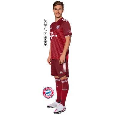 Wandsticker FCB Joshua Kimmich