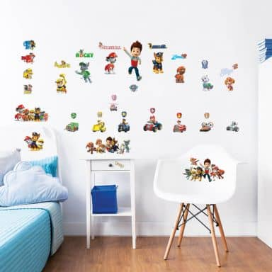 Kinderzimmer Wandtattoos Fur Madchen Wall Art De
