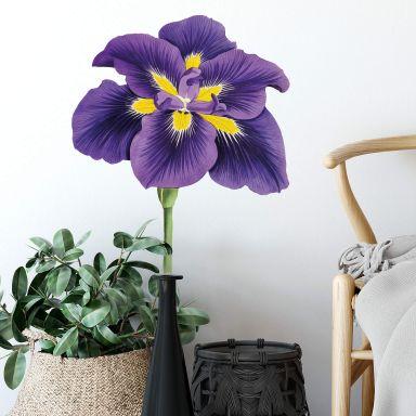 Wall sticker Lilac Flowers