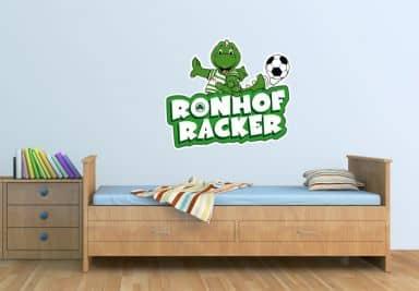 Wandtattoo SpVgg Greuther Fürth Ronhof Racker