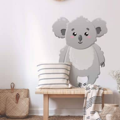 Wall Sticker - Small Koala bear