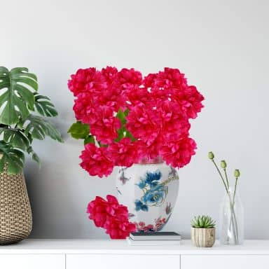 Wall sticker Roses in a vase