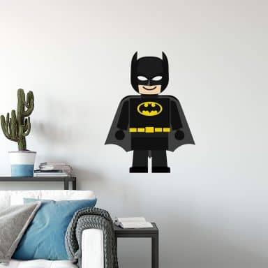 Wandtattoo Gomes - Batman Spielzeug