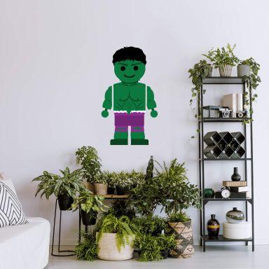 Wandtattoo Gomes - The Hulk